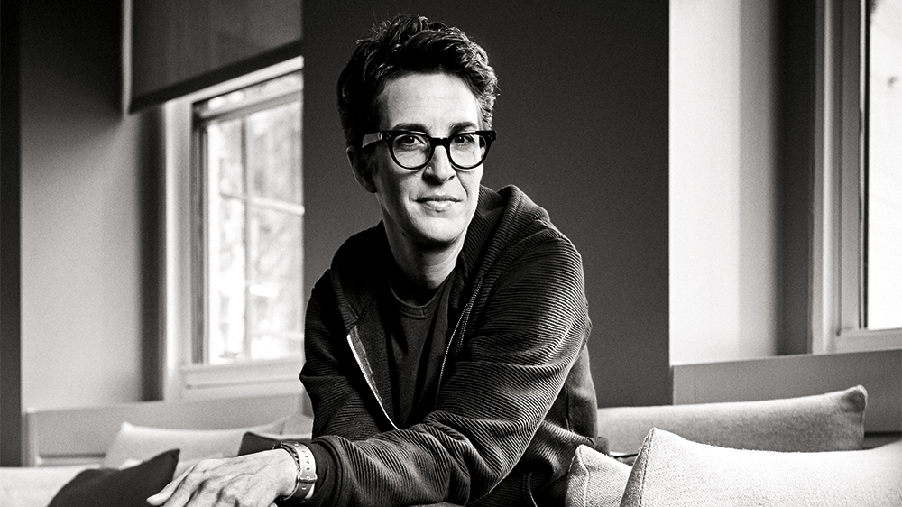 Why Rachel Maddow's Personal Address About Coronavirus Was So Meaningful