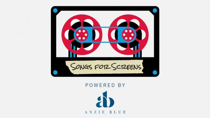 Songs for Screens Anzie Blue