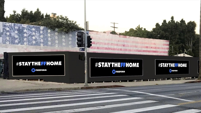 Freeform Launches '#StayTheFFHome' Amid Coronavirus Pandemic