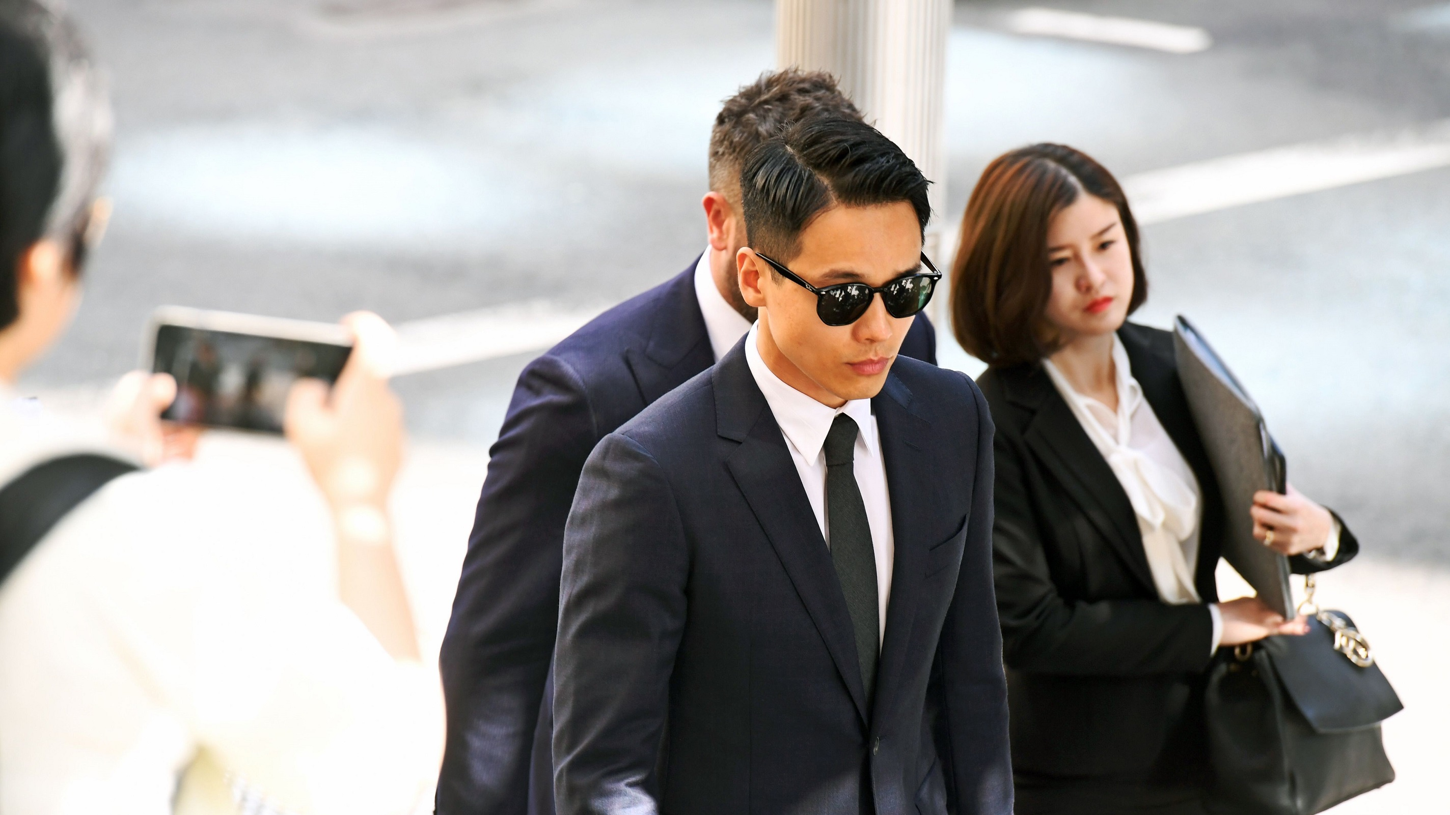 Chinese Actor Gao Yunxiang Acquitted in Australian Rape Case