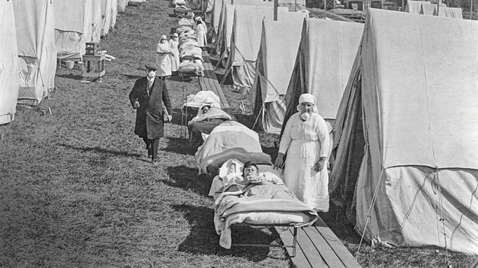 A Look Back on Christmas of 1918 in the Grips of the Spanish Flu