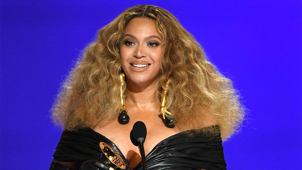 Beyonce Grammy Win