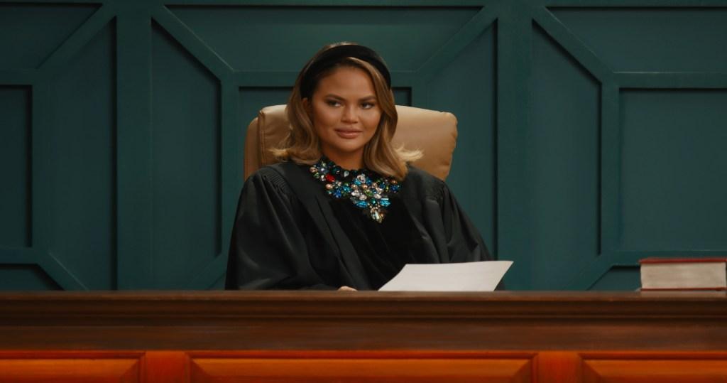 Chrissy's Court Quibi