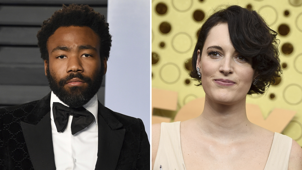 Donald Glover and Phoebe Waller-Bridge Team Up for 'Mr. & Mrs. Smith' -  Variety