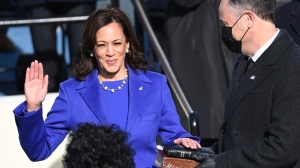 'This Is Happening': Hollywood Reacts to Kamala Harris' Historic Inauguration