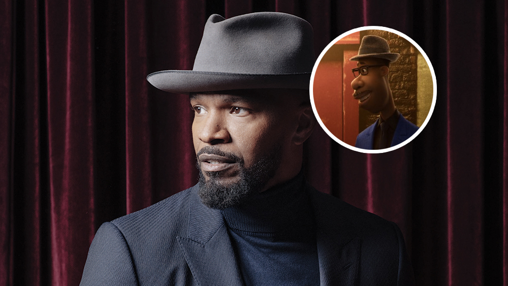 Jamie Foxx on Voicing Disney-Pixar's First Black Lead in 'Soul' and Being Unapologetically Black in Hollywood