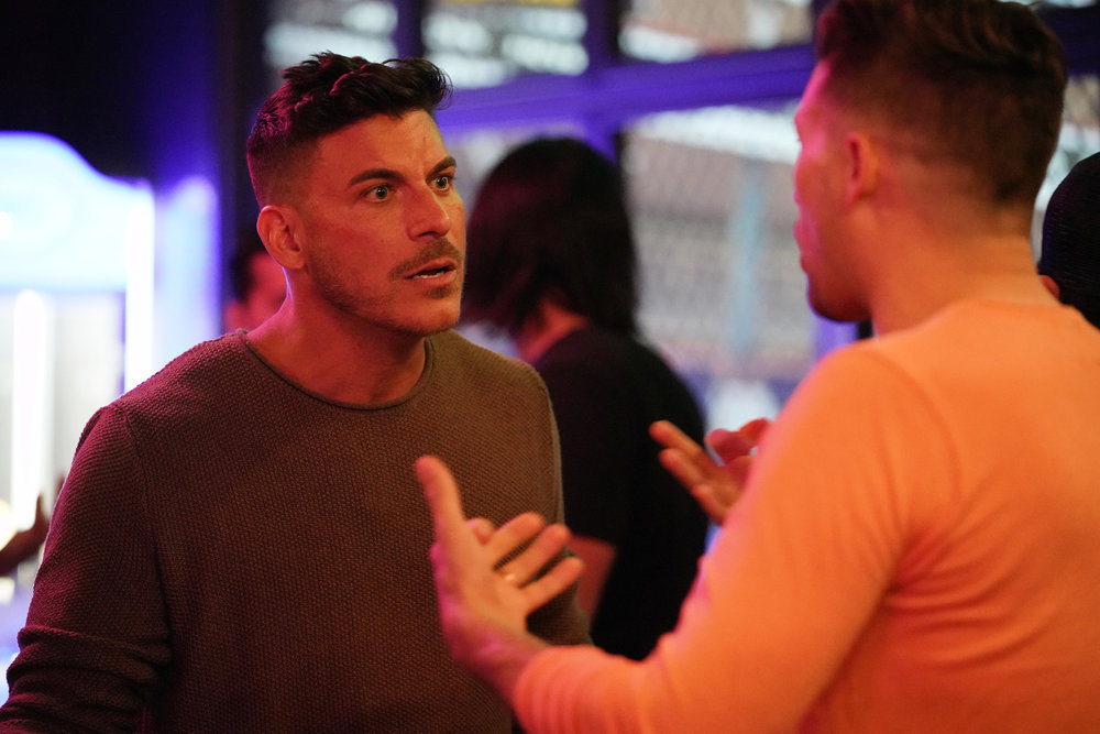 "VANDERPUMP RULES -- ""It?s Not About the Pastor"" Episode 807 -- Pictured: Jax Taylor -- (Photo by: Casey Durkin/Bravo)"