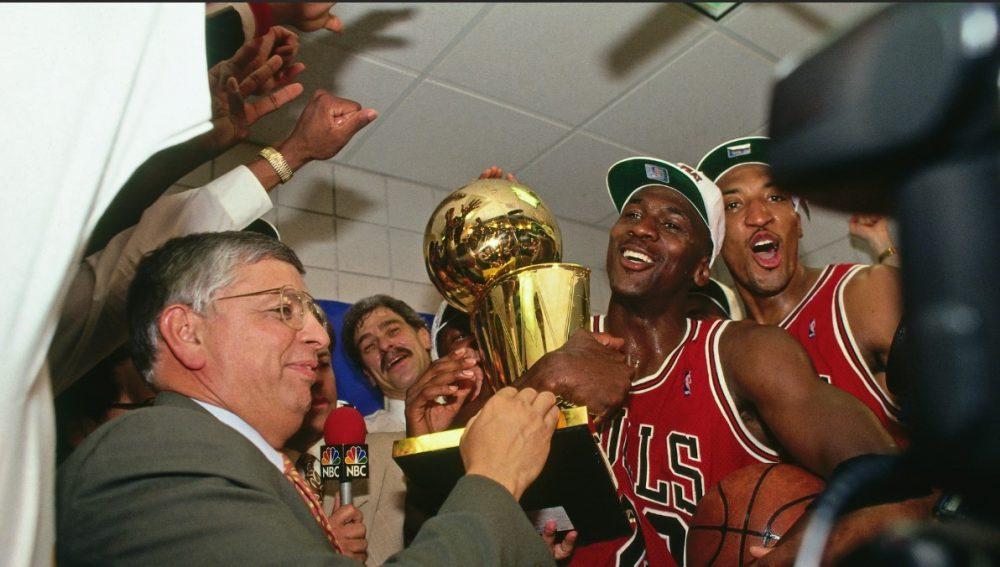 The Last Dance ESPN Michael Jordan Chicago Bulls