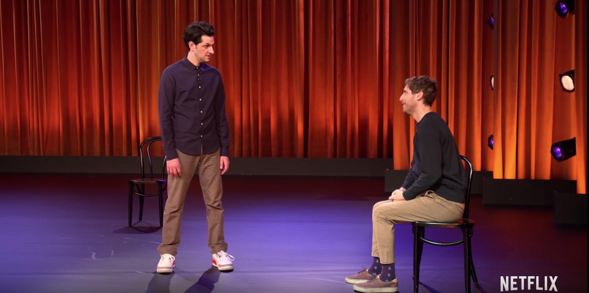 Middleditch & Schwartz, comedy