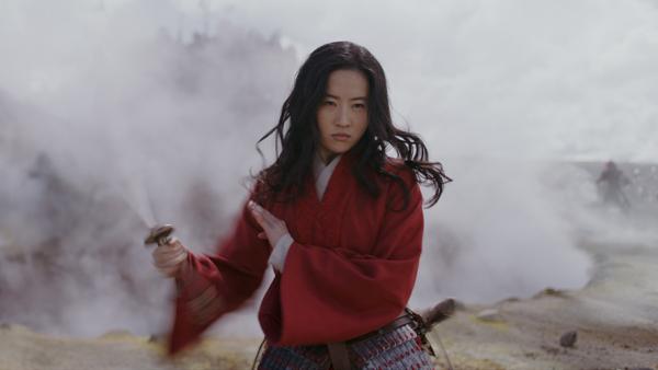 Disney's MULAN..Mulan (Yifei Liu)..Photo: Film Frame..©