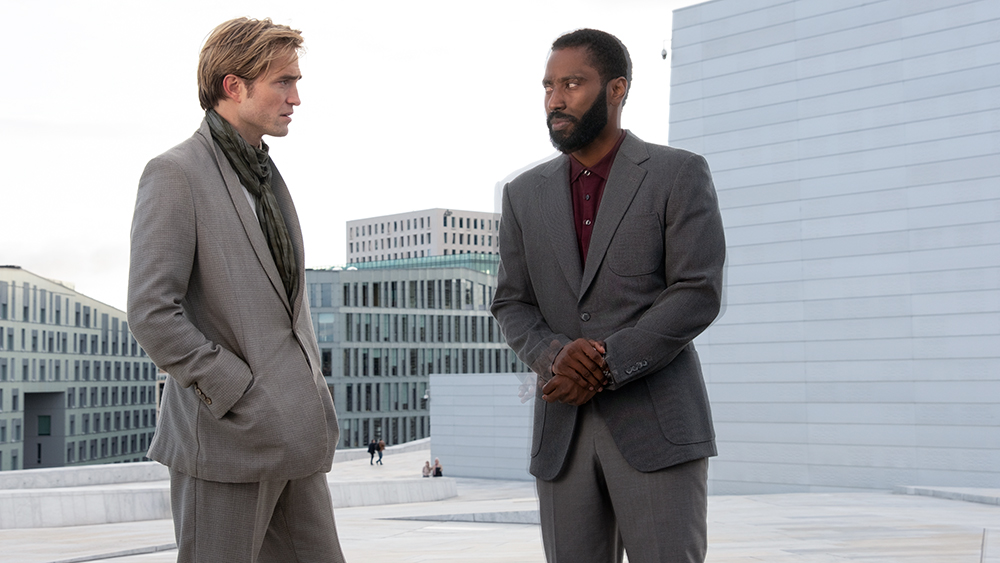 'Tenet' Finally Gets Big Screen Release in Los Angeles (EXCLUSIVE)