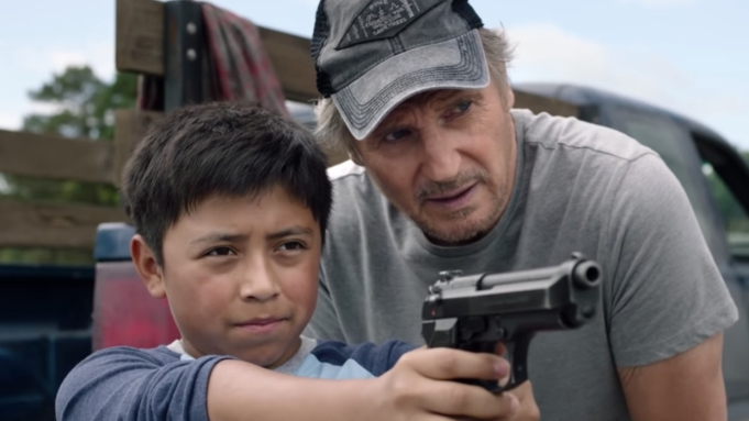 Box Office: 'The Marksman' Captures Top Spot With $2 Million - Variety