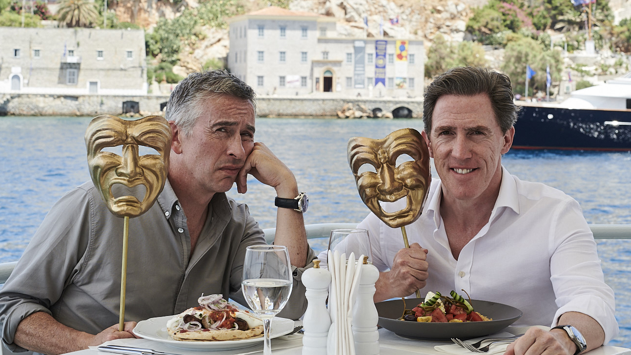 The Trip to Greece' Review: Steve Coogan, Rob Brydon in a Fourth Trip -  Variety