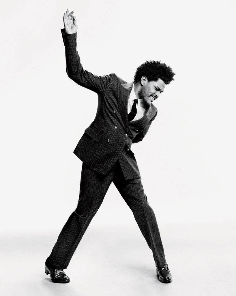 The Weeknd Variety Cover Story