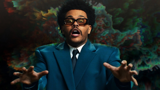 The Weeknd Stars in Exclusive 'Psychedelic'