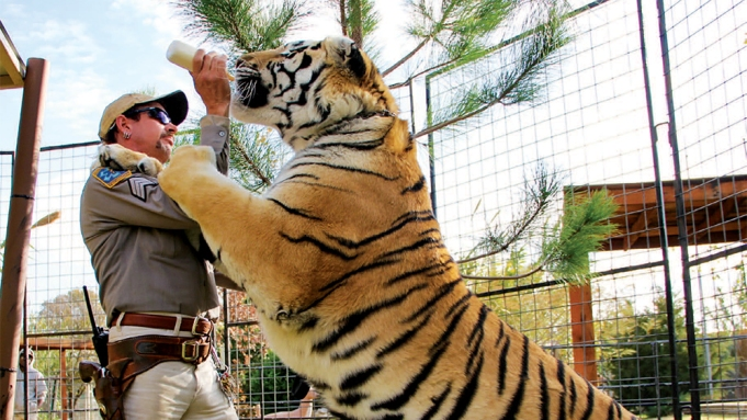 """""""Tiger King"""" Zoo Permanently Closed"""