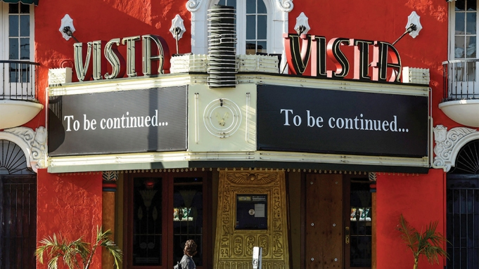 Vista Theater Los Angeles Movie Theaters