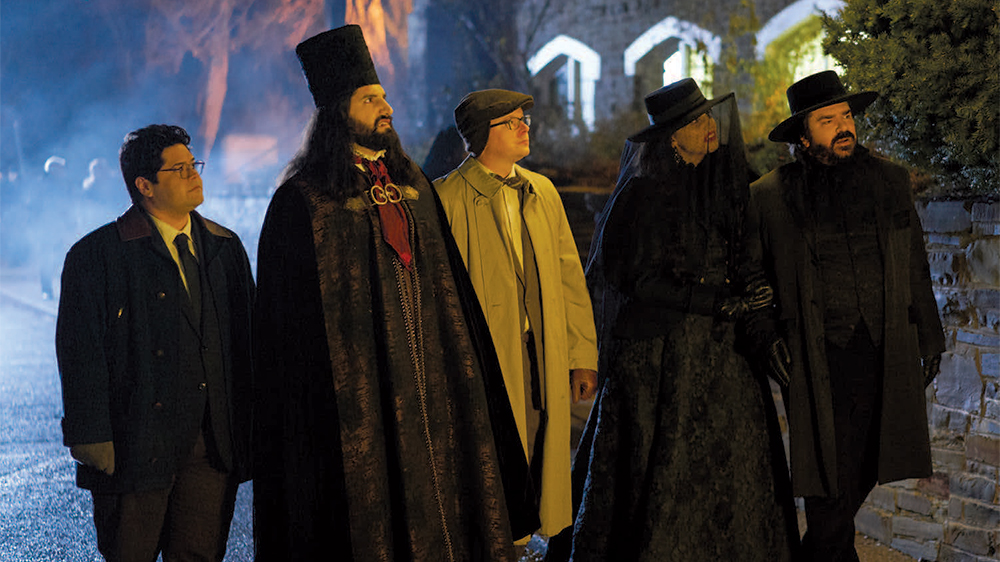 What We Do in the Shadows' Renewed for Season 4 at FX - Variety
