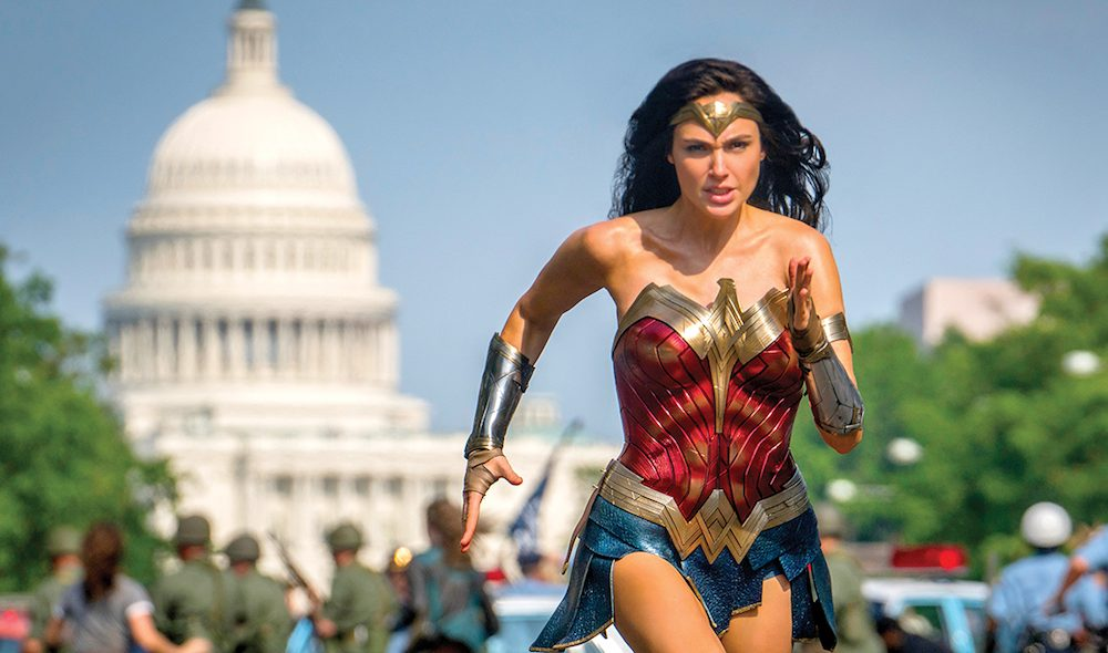 """""""Wonder Woman 1984"""", though the movie was fun but it often felt that it was overindulgent or cliché."""