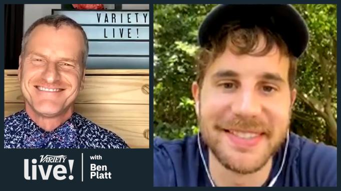 Ben Platt Talks His New Netflix