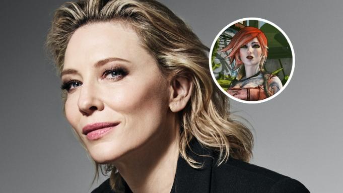 Cate Blanchett Borderlands Lilith