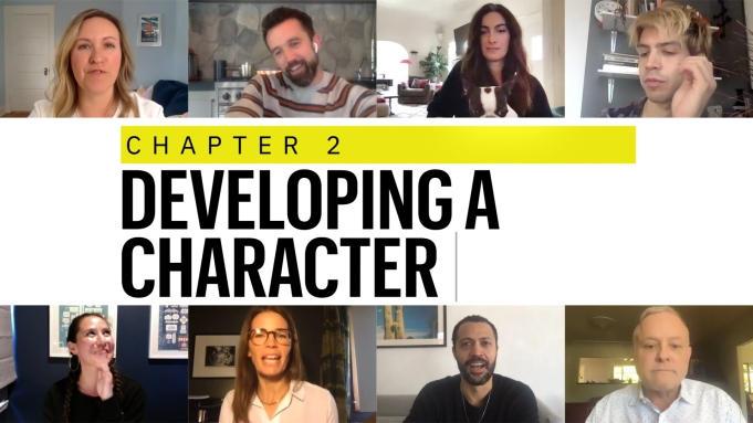 Hollywood How-To: Developing A Character