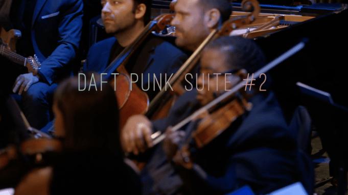 'Daft Punk Suite' Is a Symphonic