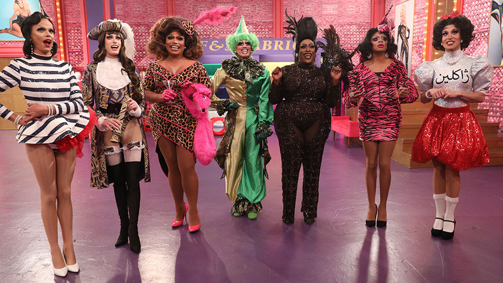 Rupaul Christmas Special 2021 Premiere Rupaul S Drag Race Wrapped Production On Season 13 Shooting Spin Offs Variety