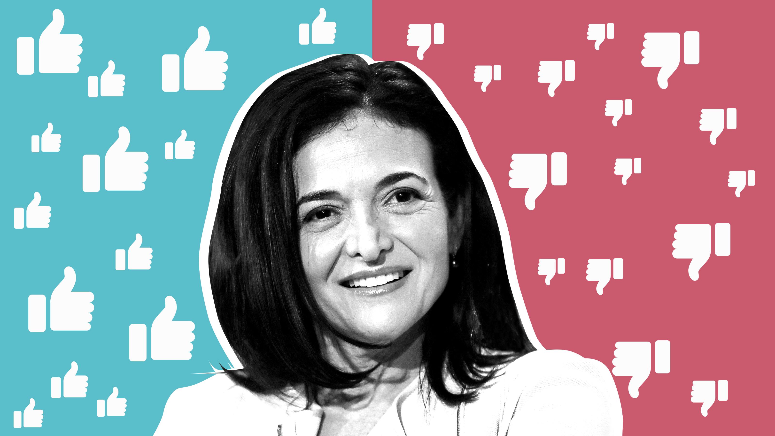 The Sheryl Sandberg Flight Risk at Facebook
