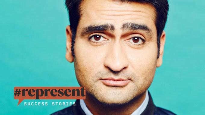 Kumail Nanjiani #REPRESENT series