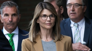 Lori Loughlin Surrenders to Serve Two-Month Sentence