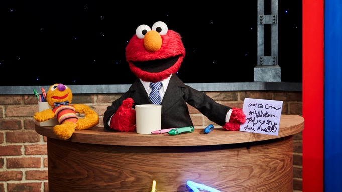 Not Too Late Show With Elmo
