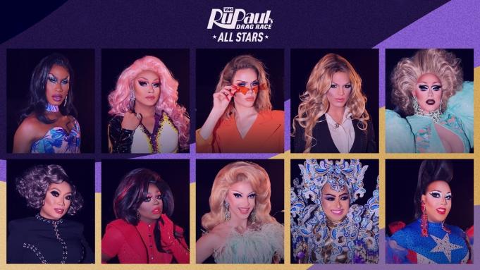 RuPaul's Drag Race All-Stars Season 5