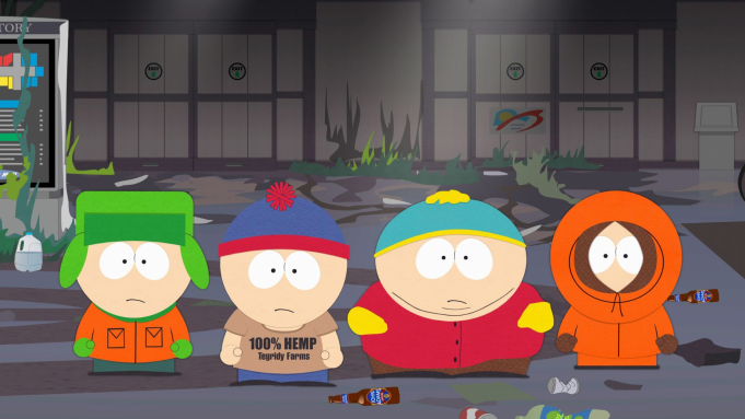 South Park - HBO Max -