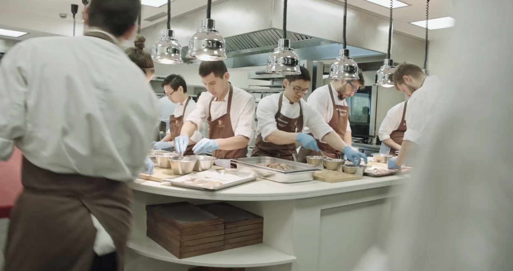 Stage: The Culinary Internship' Review: A Polished Restaurant Doc - Variety