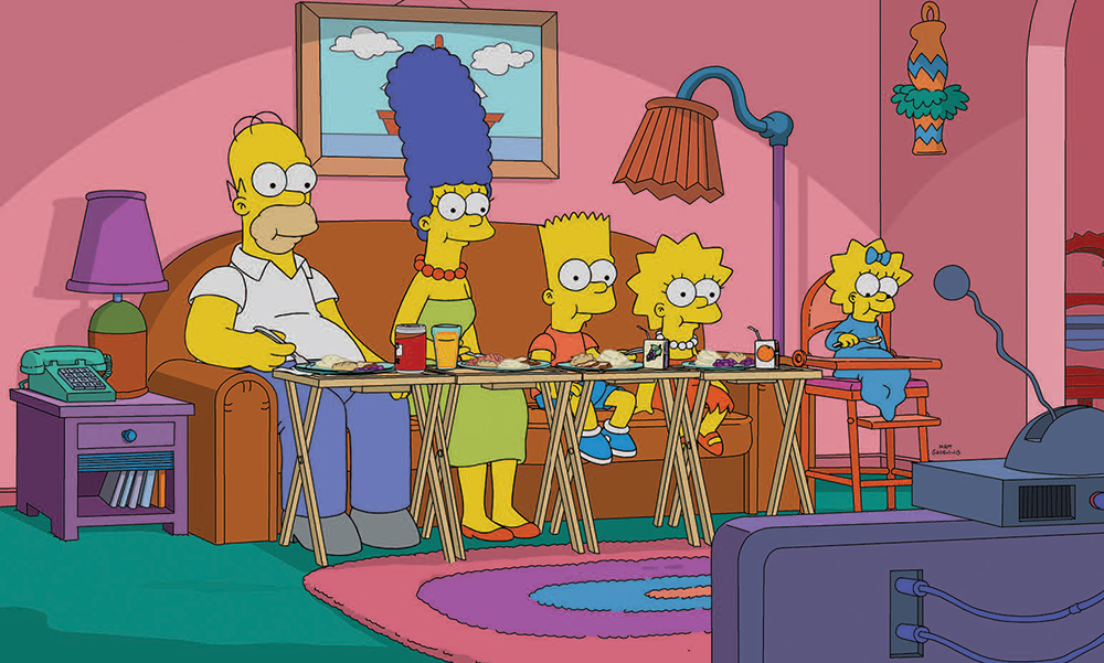 'The Simpsons' Renewed for Season 33 and 34 at Fox - Variety