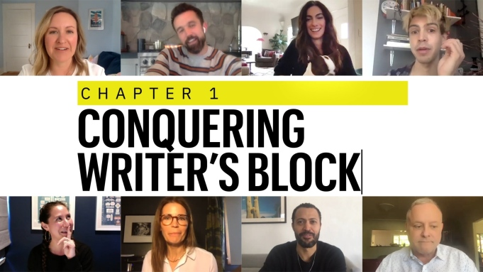 Hollywood How-To Writer's Block