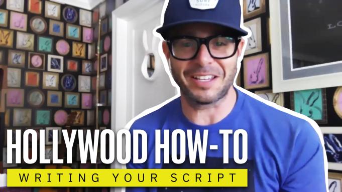Damon Lindelof Hollywood How-To