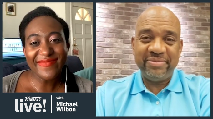 Michael Wilbon Variety Live