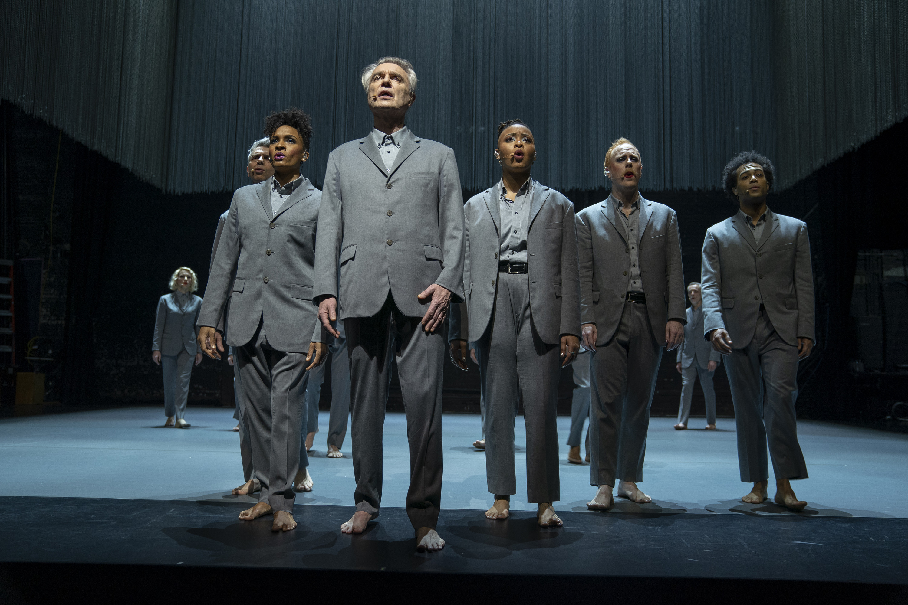 American Utopia' Review: A Thrilling Film of David Byrne's Musical - Variety