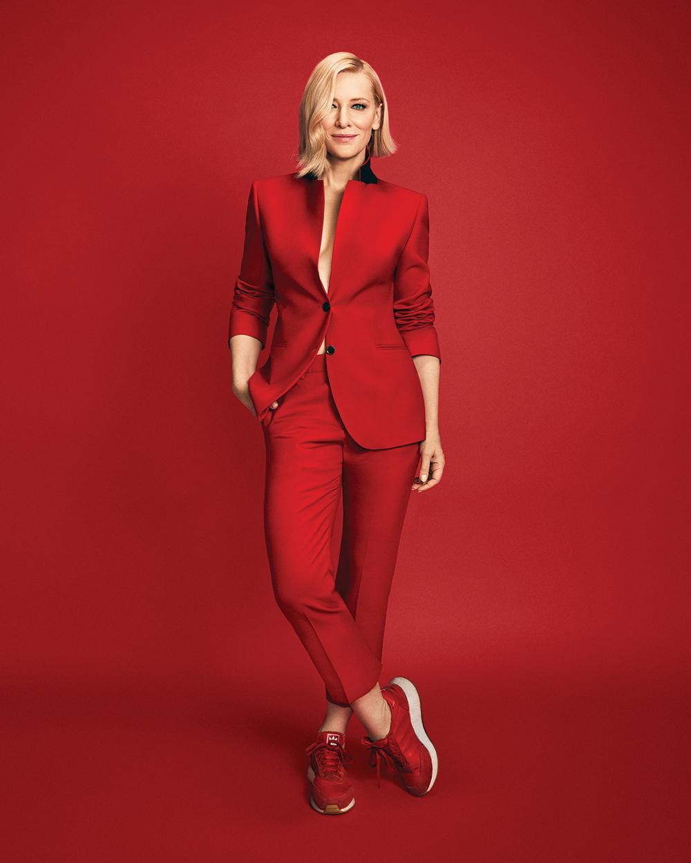 Cate Blanchett Power of Women Variety