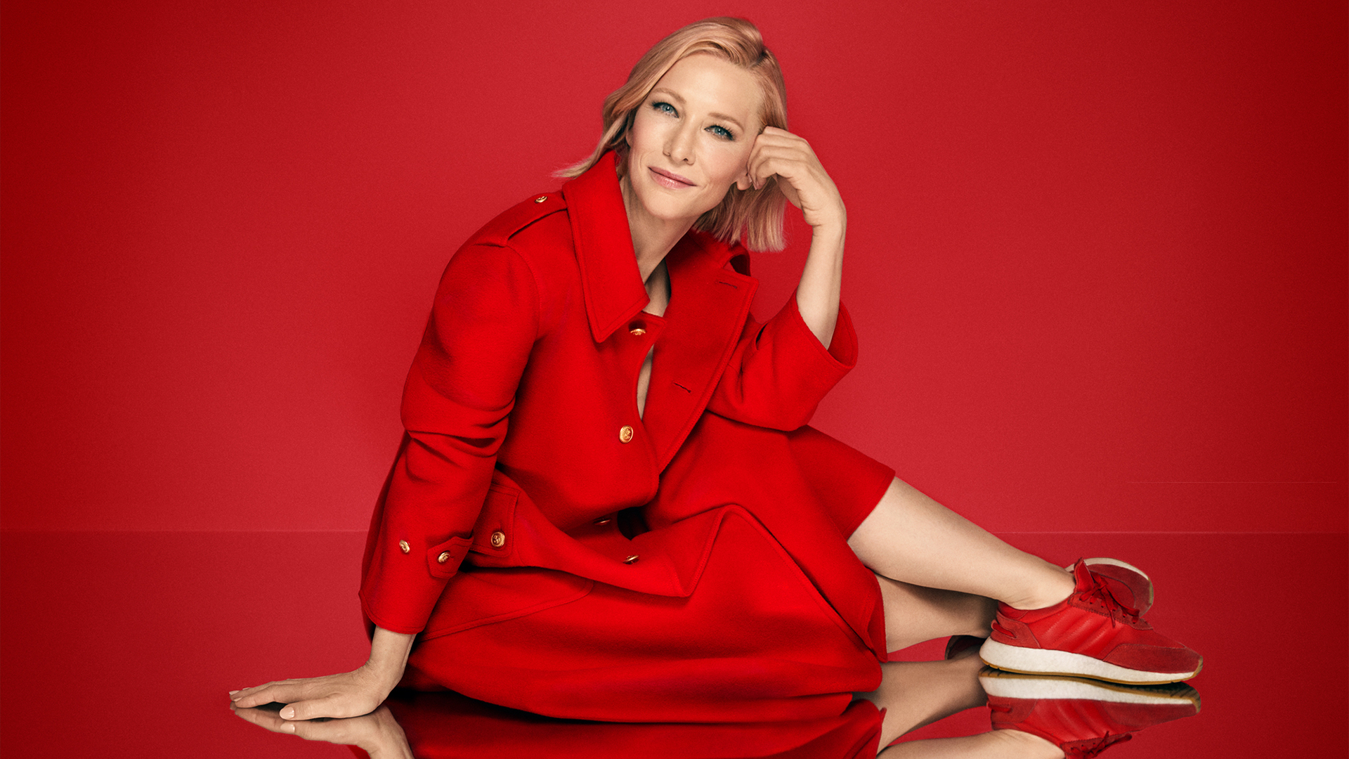 Cate Blanchett Signs First-Look Production Deal With New Republic