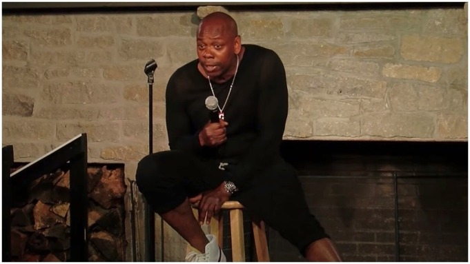 netflix drops new dave chapelle comedy special on youtube variety netflix drops new dave chapelle comedy