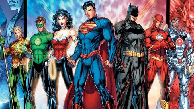 DC Comics x Spotify