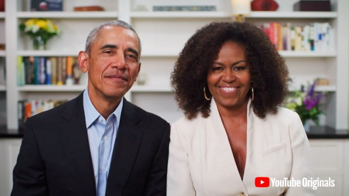 The Obamas Dear Class of 2020