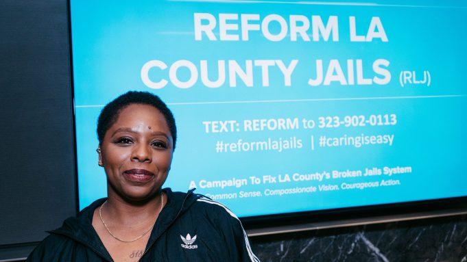 Black Lives Matter Cofounder Patrisse Cullors