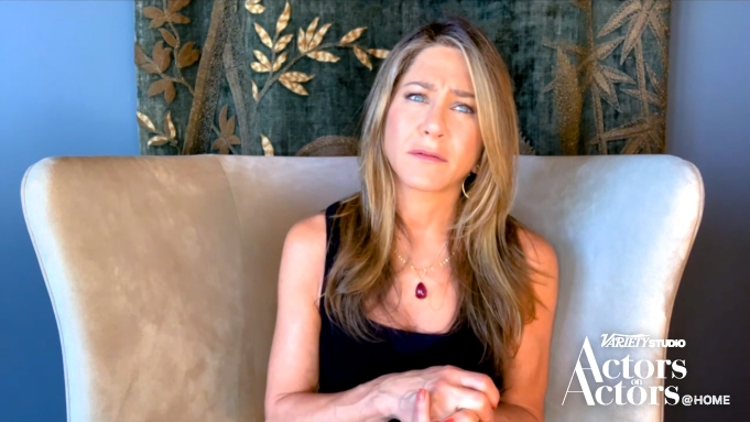 Jennifer Aniston 'Rage' Women Carry Inside