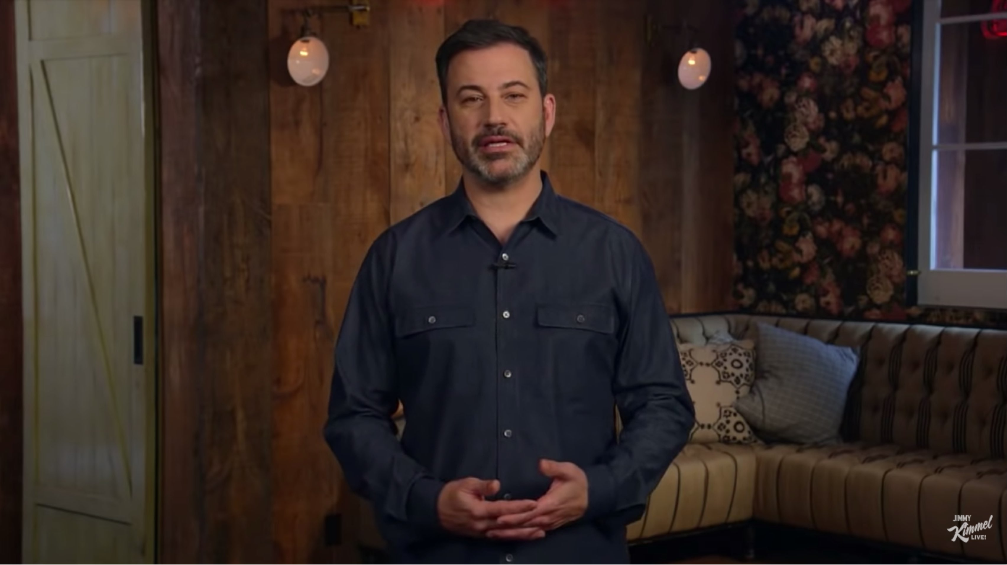Jimmy Kimmel Reflects On His Own White Privilege In Jimmy Kimmel Live Variety