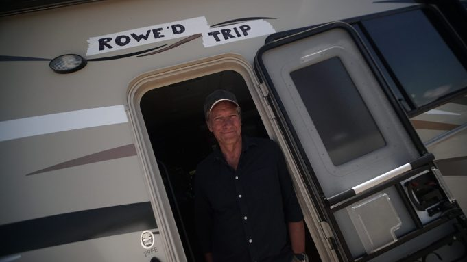 Mike Rowe Dirty Jobs Rowe'd Trip
