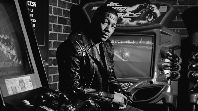 Nick Cannon Variety Cover Story